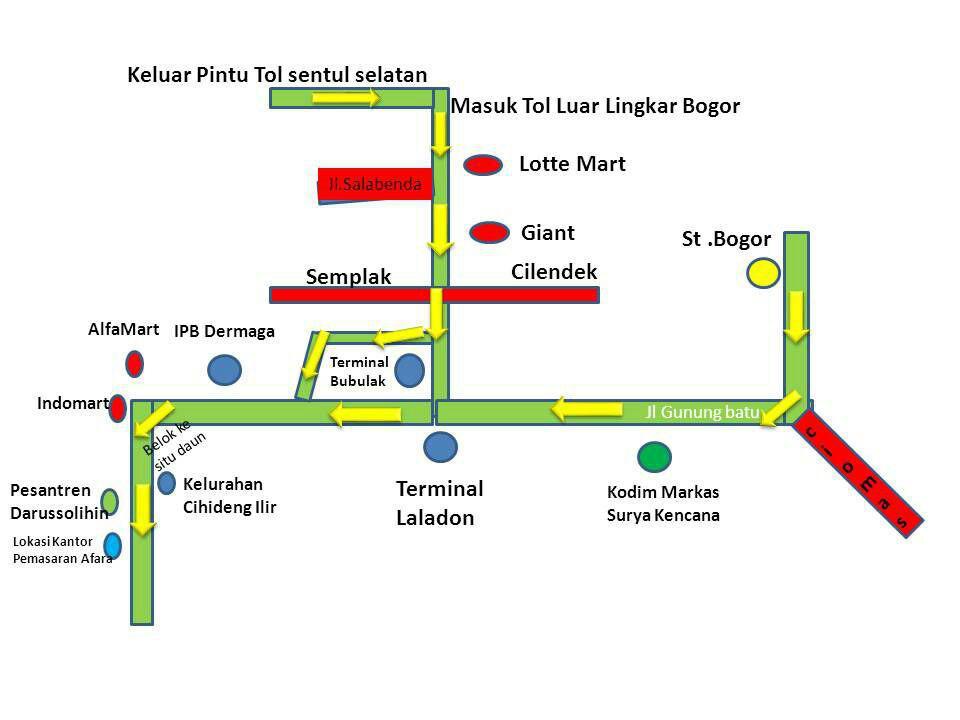 Perumahan Syariah di Bogor