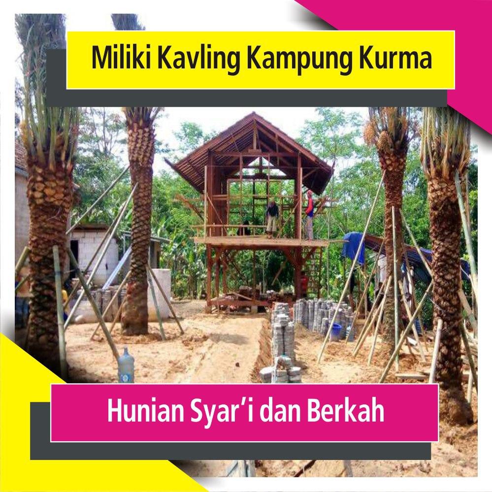 kampung kurma banten