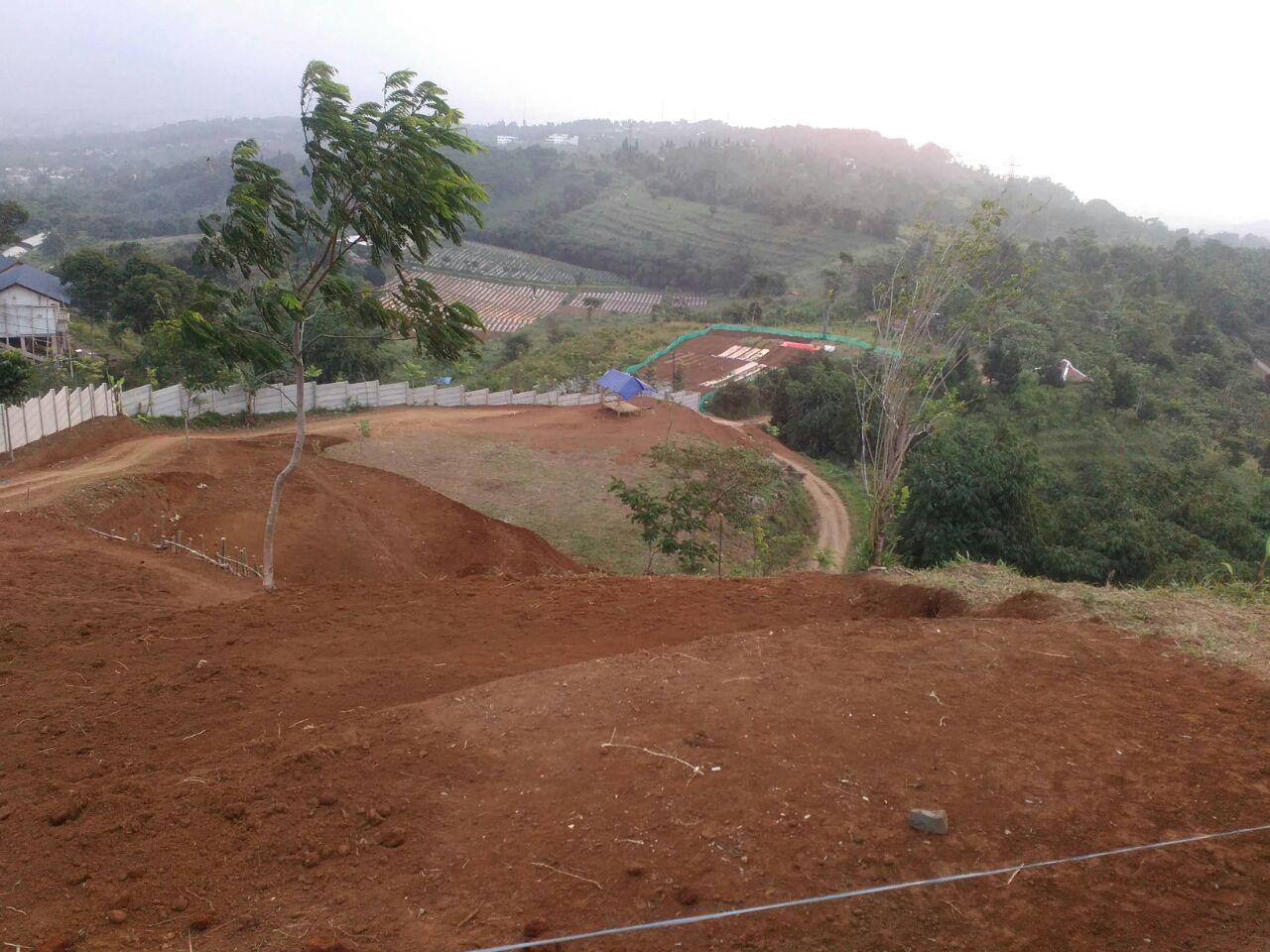 tanah murah puncak