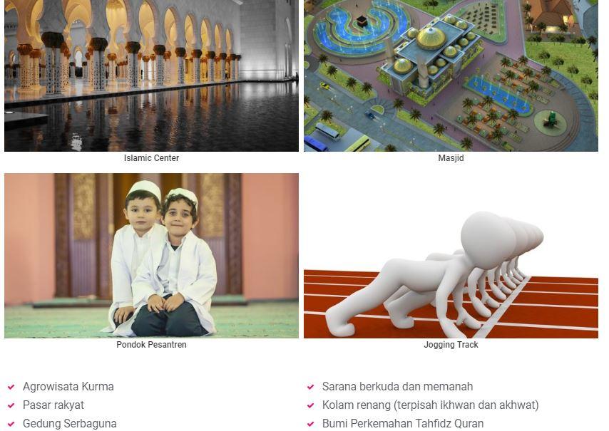 fasilitas-kampung-kurma
