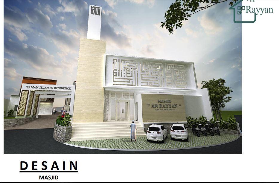 rumah dekat masjid sidoarjo