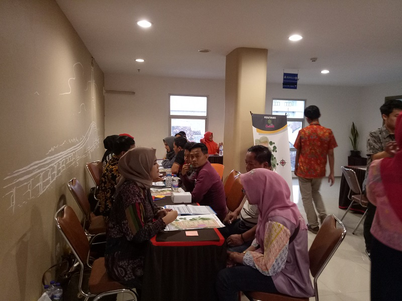 gatering rumah syariah surabaya 1