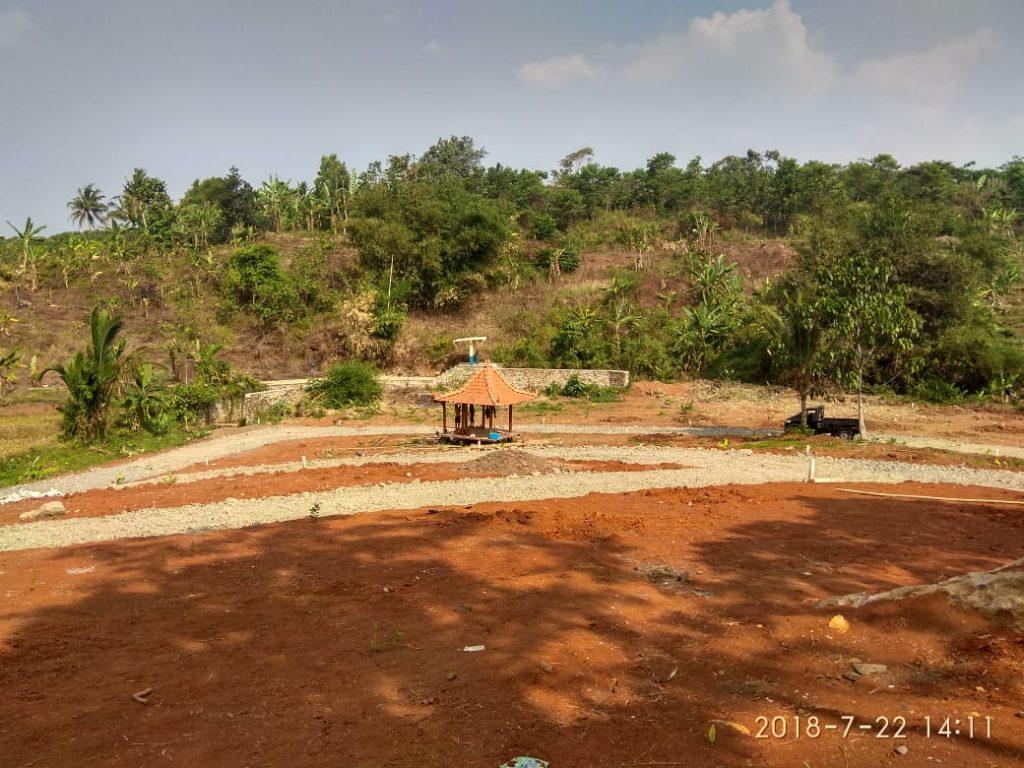 area tanah investasi