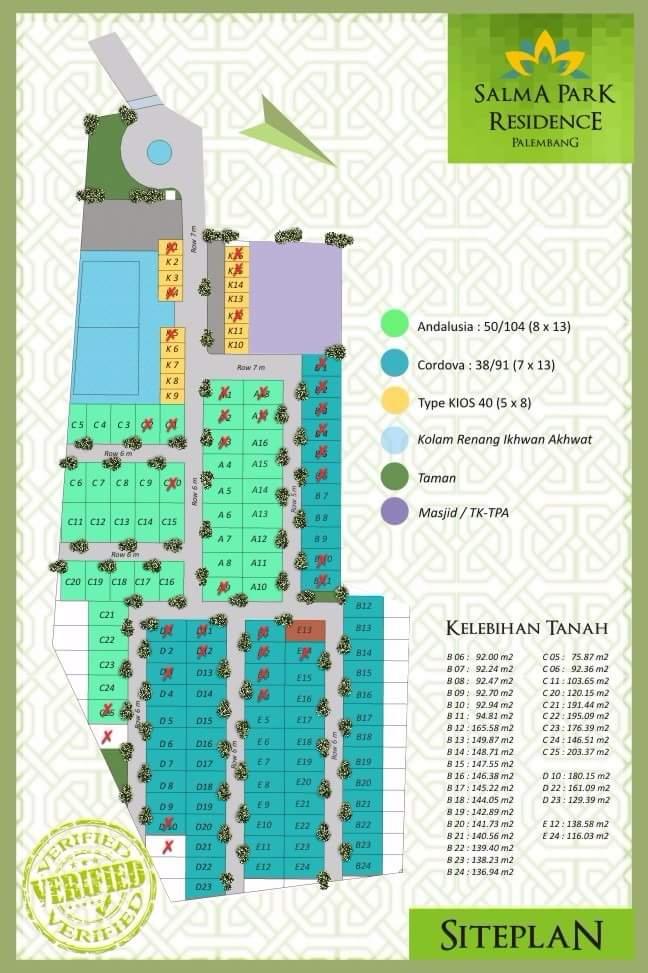 peta rumah syariah