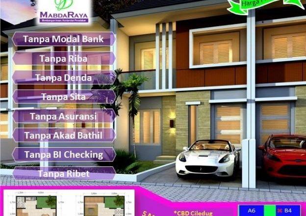 jual rumah syariah