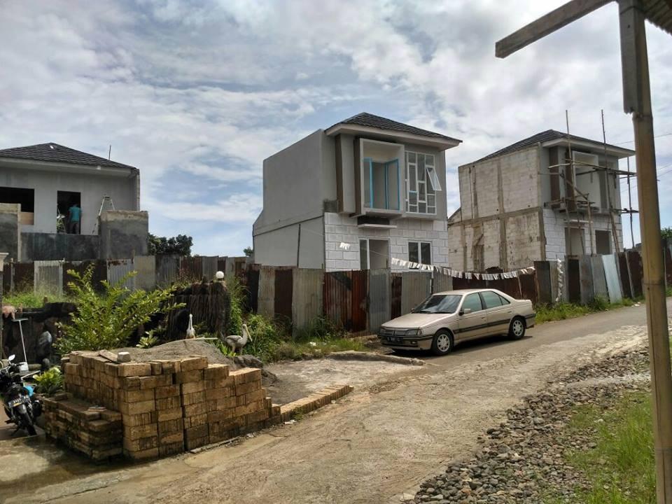 99 Gambar Rumah 2 Lantai Bogor Gratis Terbaik