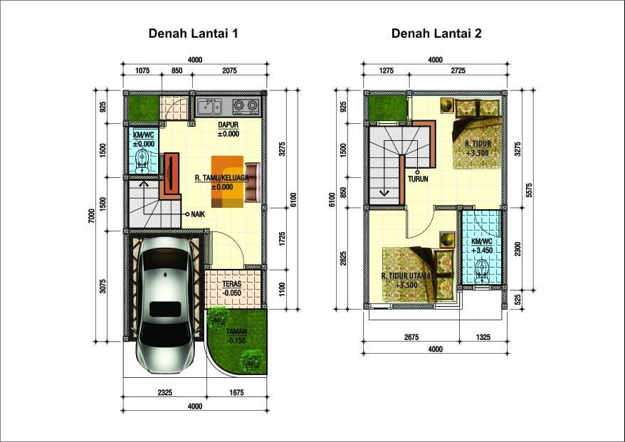 rumah syariah dena tahap 5