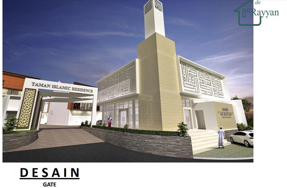 rumah dekat masjid surabaya