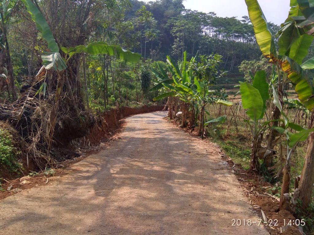 road tanah investasi