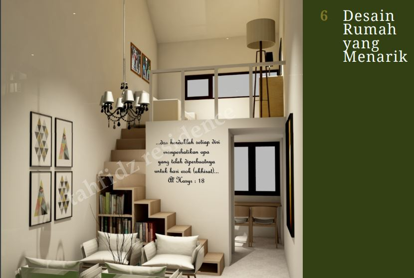 desain rumah tahfidz