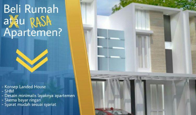 rumah surabaya syariah murah
