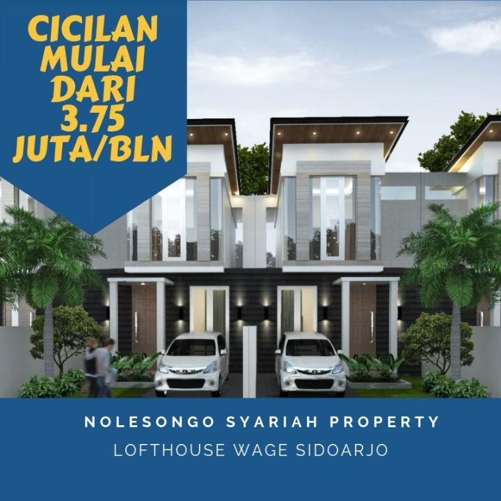 rumah syariah sidoarjo wage