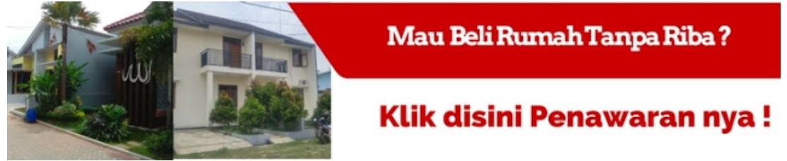 banner jual rumah syariah