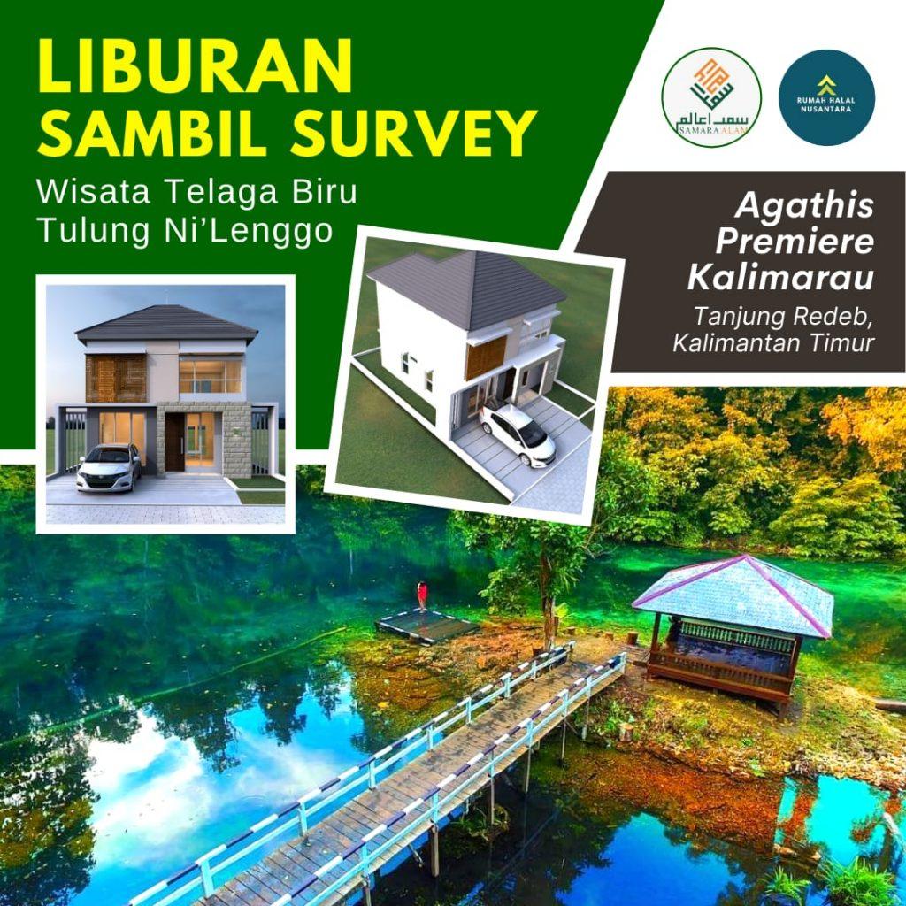 Lokasi Agathis Premiere Kalimarau Yang Strategis