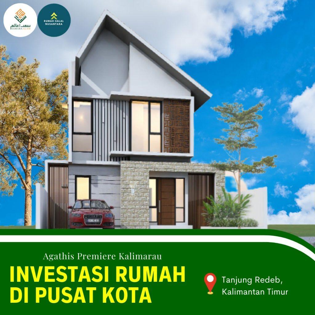 Rumah Mewah Syariah di Kalimantan Timur