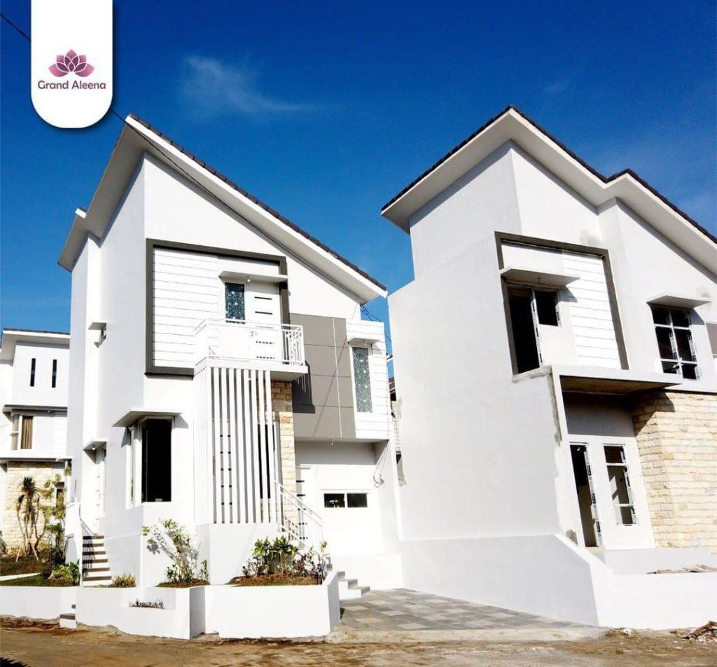Hunian Syariah Berkonsep Villa