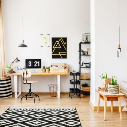 Tips Menata Ruang Kerja Minimalis di Rumah