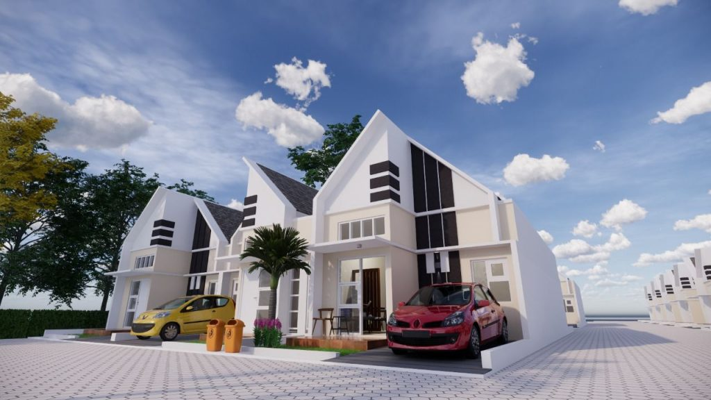 Rumah Surabaya - Perumahan Syariah di Menganti Gresik