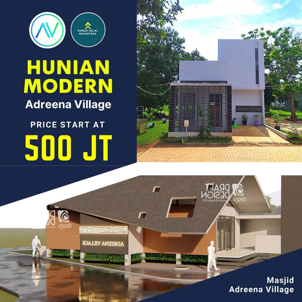 Rumah di Cibubur