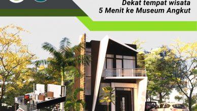 Rumah di Malang