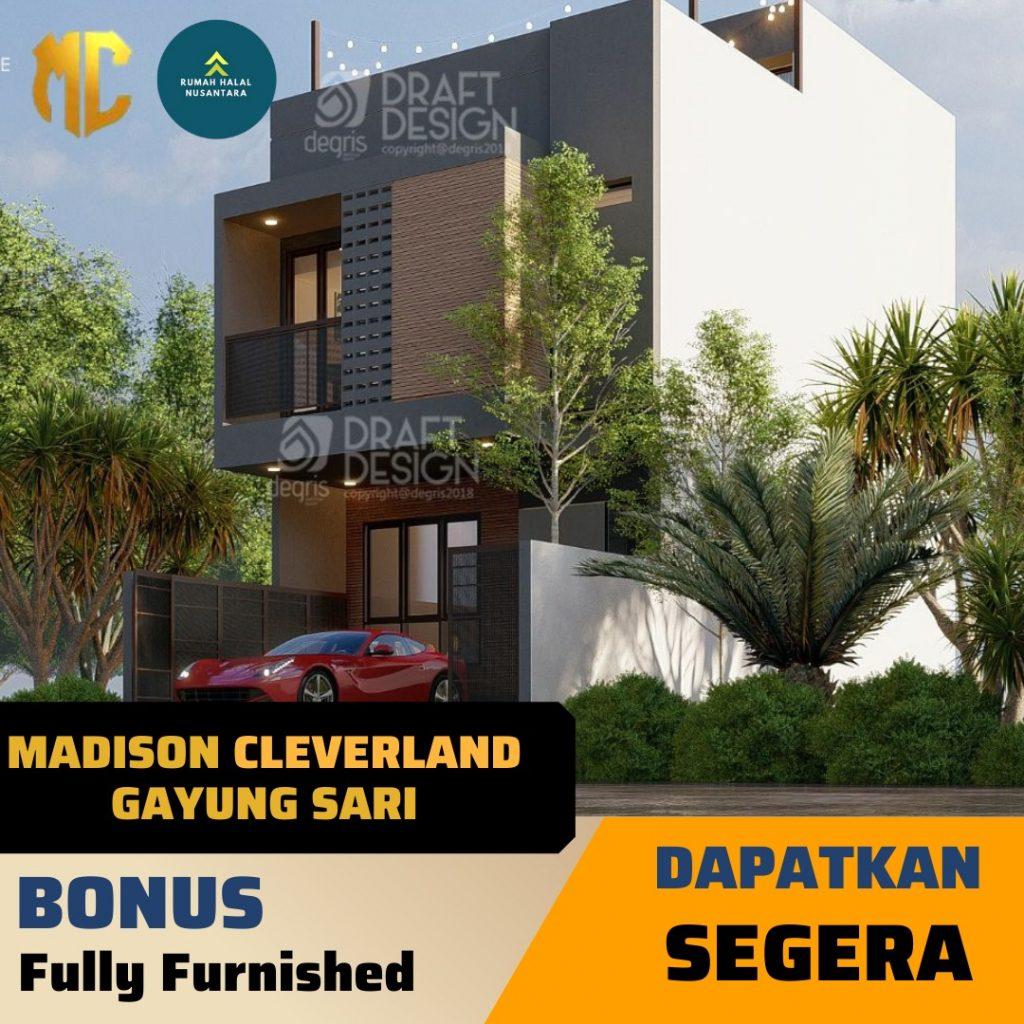 Beli Rumah di Surabaya Tanpa Riba