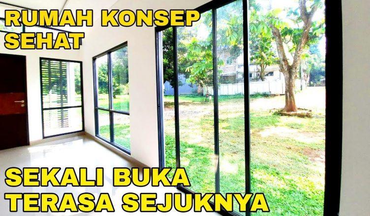 rumah minimalis modern timur cibubur