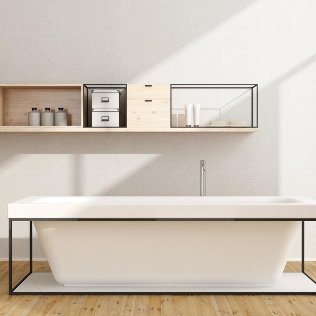 Ide Dekorasi Kamar Mandi untuk Rumah Minimalis
